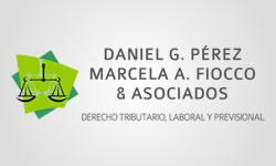 Diseño de Sitio Web para Estudio Perez Fiocco