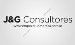 Diseño de Sitio Web para JG Consultores